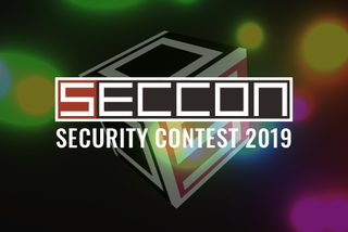 SECCON Workshop 2019 広島 登録開始しました!