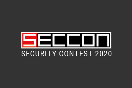 Announcement of SECCON CTF 2020 Online Competition